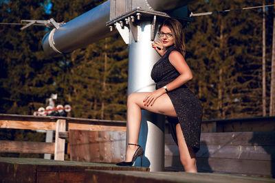 Manuela Devika - Escort Girl from Warren Michigan