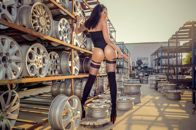 Lucia Parisi - Escort Girl from New Orleans Louisiana