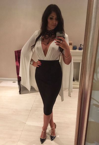 Pauline Anderson - Escort Girl from New Haven Connecticut