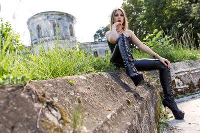 Anisa Robinson - Escort Girl from Montgomery Alabama