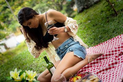 Alana Sanz - Escort Girl from Modesto California