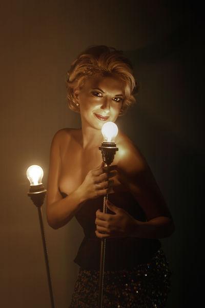 Light Peach - Escort Girl from Washington District of Columbia