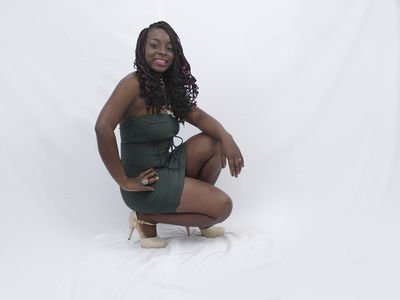 Ebony Escort in Mesquite Texas