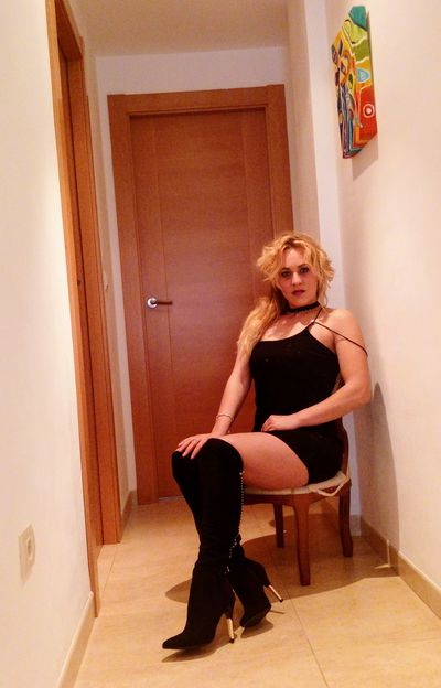 Blonde Escort in San Antonio Texas